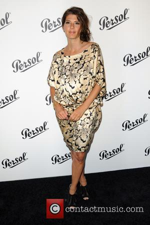 Marisa Tomei - Persol Magnificent Obsessions: 30 Stories of Craftsmanship on Film held at the Museum of Moving Image- Arrivals...