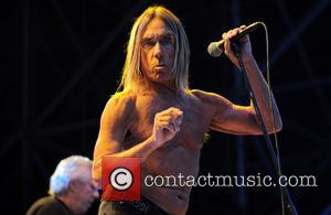 Iggy Pop - Iggy Pop and the Stooges perform live at Ippodromo delle Capannelle - Milan, Italy - Thursday 11th...