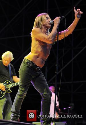 Iggy Pop Plays Joy Division Classics with New Order at Tibet Concert