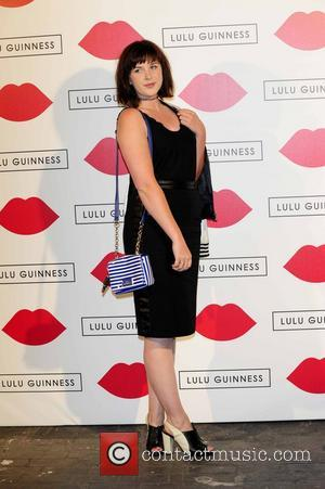 Alexandra Roach - Lulu Guinness Paint Project Party at the Old Sorting Office - London, United Kingdom - Thursday 11th...