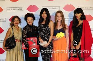 Antonia Rose Thomas, Lulu Guinness, Gemma Chan and Jameela Jamil