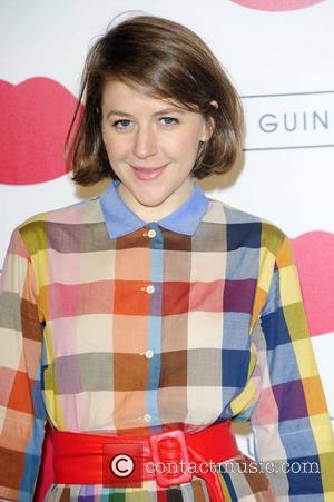 Gemma Whelan - Lulu Guinness Paint Project Party at the Old Sorting Office - London, United Kingdom - Thursday 11th...