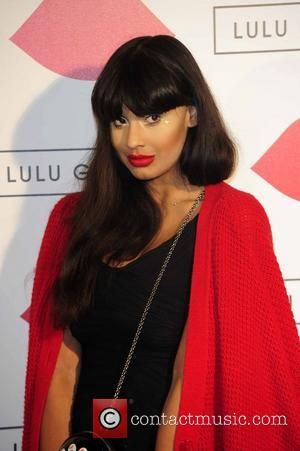 Jameela Jamil - Lulu Guinness Paint Project Party at the Old Sorting Office - London, United Kingdom - Thursday 11th...