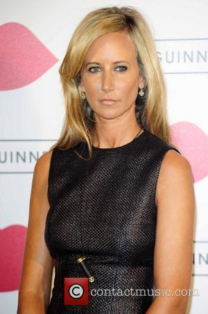 Lady Victoria Hervey - Lulu Guinness Paint Project Party at the Old Sorting Office - London, United Kingdom - Thursday...