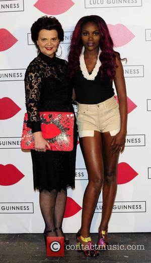 Lulu Guinness and Lulu James