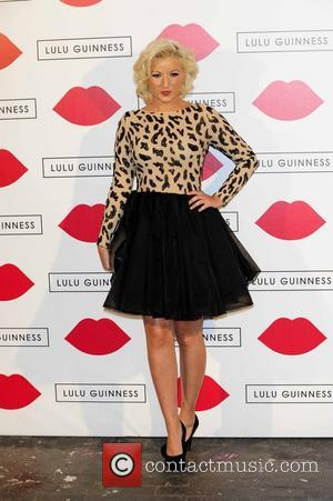 Natalie Coyle - Lulu Guinness Paint Project Party at the Old Sorting Office - London, United Kingdom - Thursday 11th...