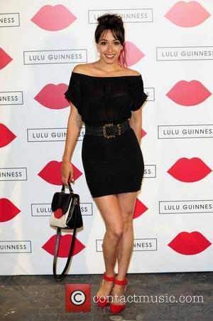 Oona Chaplin - Lulu Guinness Paint Project Party at the Old Sorting Office - London, United Kingdom - Thursday 11th...