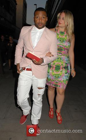 Jonathan 'JB' Gill and Chloe Tangney - Celebrities attend Lulu Guinness Paint Project Launch Party at The Old Sorting Office...