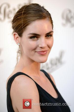 Hilary Rhoda - Persol Magnificent Obsessions: 30 Stories of Craftsmanship on Film held at the Museum of Moving Image- Arrivals...