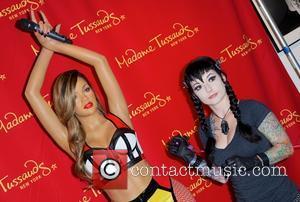 Rihanna and Jessica V
