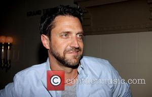 Raul Esparza - Opening night after party for The Cradle Will Rock held at New York City Center. - New...