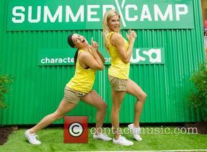 Summer Camp, Michelle Schexnayder and Brooke Mangum