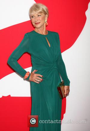 Helen Mirren - Los Angeles premiere of 'RED 2' held at the Village Theatre - Arrivals - Los Angeles, California,...
