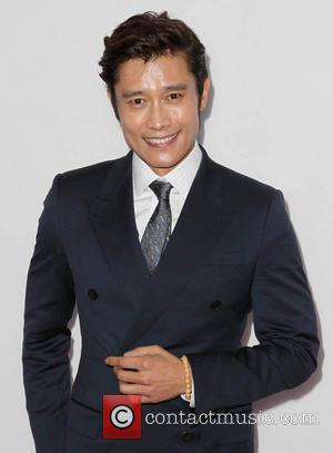 Byung-hun Lee - Los Angeles premiere of 'RED 2' held at the Village Theatre - Arrivals - Los Angeles, California,...