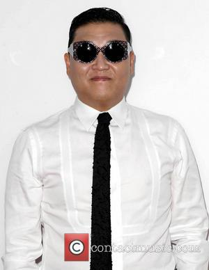 Psy - Los Angeles premiere of 'RED 2'