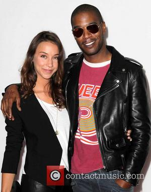 Stella Maeve and Kid Cudi