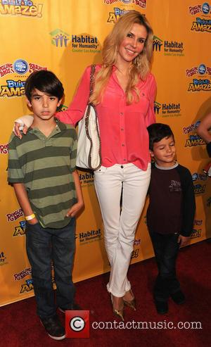 Brandi Glanville, Mason and Jake