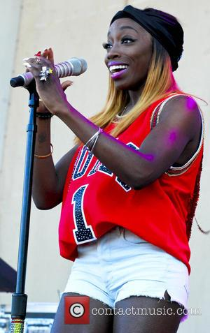 Estelle - Taste of Chicago 2013 at the Petrillo Music Shell in Grant Park - Performances - Chicago, Illinois, United...