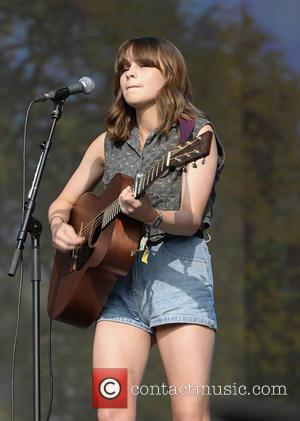 Gabrielle Aplin - British Summer Time Hyde Park - Performances - London, United Kingdom - Friday 12th July 2013