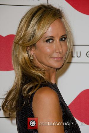 Lady Victoria Hervey - Lulu Guinness Paint Project Party at the Old Sorting Office - London, United Kingdom - Friday...