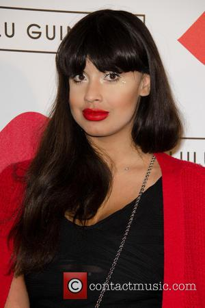 Jameela Jamil - Lulu Guinness Paint Project Party at the Old Sorting Office - London, United Kingdom - Friday 12th...