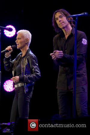 Per Gessle and Marie Fredriksson