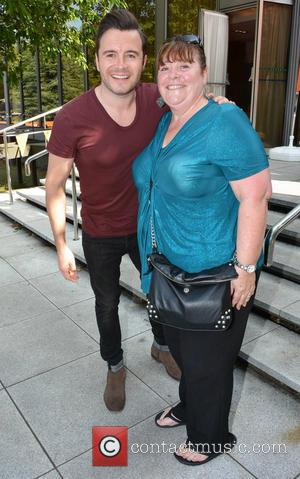 Shane Filan and Mary Byrne