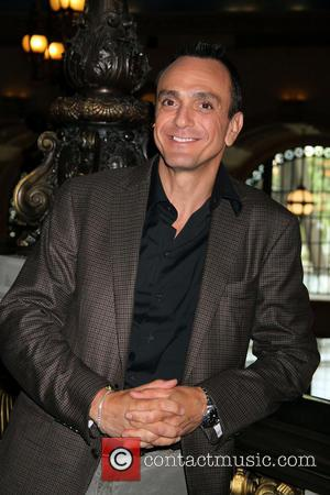 Hank Azaria - 'The Smurfs 2' photocall at Eiffel Tower Bridge inside Paris Las Vegas Hotel - Las Vegas, NV,...