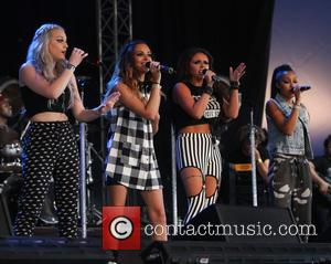 Little Mix, Perrie Edwards, Jesy Nelson, Jade Thirlwall and Leigh-anne Pinnock