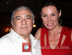 Luis Bravo and Countess Luann De Lesseps