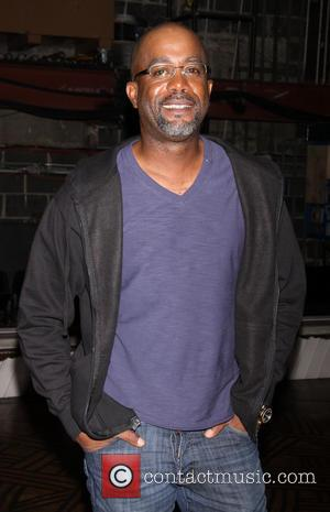 Darius Rucker - The Lion King at the Minskoff Theatre - Backstage - New York City, NY, United States -...