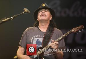 Carlos Santana - North Sea Jazz Festival 2013 - Day One - Performances - Rotterdam, Netherlands - Friday 12th July...