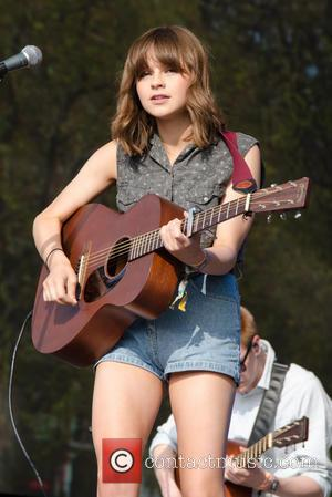 Gabrielle Aplin - Barclaycard British Summer Time - Day 8 at Hyde Park - London, United Kingdom - Saturday 13th...