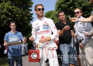 Jenson Button - Goodwood Festival of Speed 2013 at Goodwood House - Day 3 - Chichester, United Kingdom - Saturday...