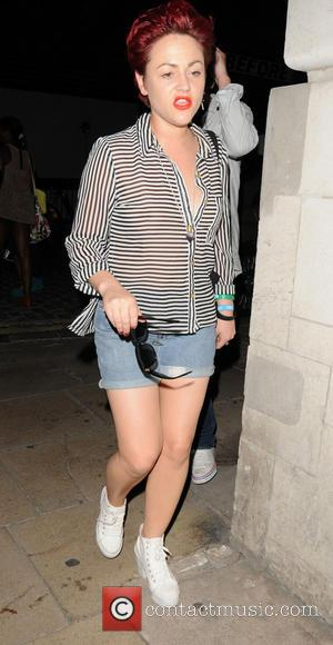 Jaime Winstone - Sir Mick Jagger's 70th birthday party at Loulou's nightclub - Departures - london, United Kingdom - Saturday...