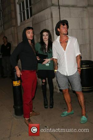Ed Westwick - Sir Mick Jagger's 70th birthday party at Loulou's nightclub - Departures - London, United Kingdom - Saturday...