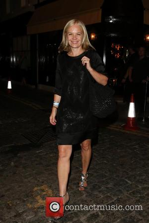 Mariella Frostrup - Sir Mick Jagger's 70th birthday party at Loulou's nightclub - Departures - London, United Kingdom - Saturday...