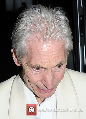 Charlie Watts - Sir Mick Jagger's 70th birthday party at Loulou's nightclub - Departures - London, United Kingdom - Saturday...