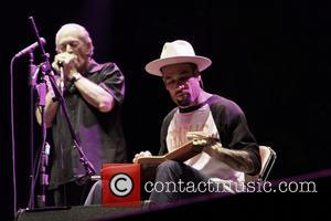 Ben Harper and And Charlie Musselwhite.