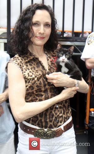 Bebe Neuwirth - The 15th Annual Broadway Barks at Shubert Alley - New York, United States - Saturday 13th July...
