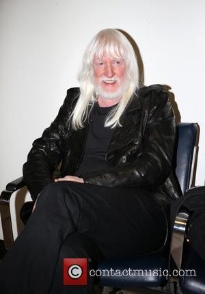 Edgar Winter - Edgar Winter arrives at LAX (Los Angeles International) airport after a flight - Los Angeles, California, United...