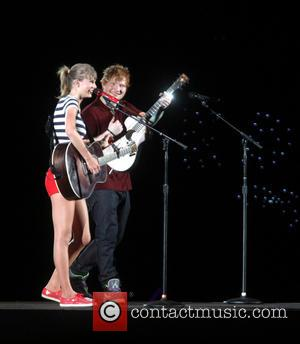 Ed Sheeran: 'Taylor Swift Won't Release New Music Until Year End'