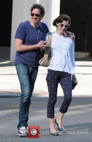 Milla Jovovich and Paul W.S.Anderson - Celebrities out and about in Toronto - Toronto, Canada - Saturday 13th July 2013