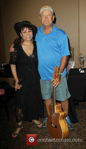 Glen Campbell and Kathy Bee