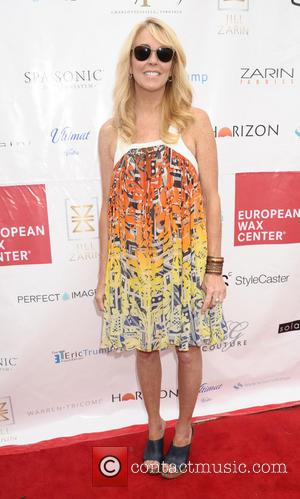 Dina Lohan - Luxury Ladies Luncheon hosted by Jill Zarin at Private Residence - Southampton, NY, United States - Saturday...