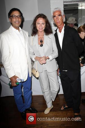 Moroccan Consul Abdu Saoud, Jacqueline Bisset and Nick Butler