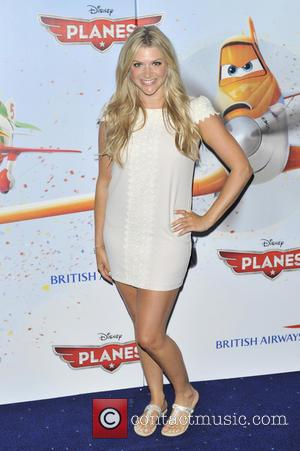Anna Williamson - Disney's 'Planes' Special Screening held at the Odeon Leicester Square - Arrivals - London, United Kingdom -...