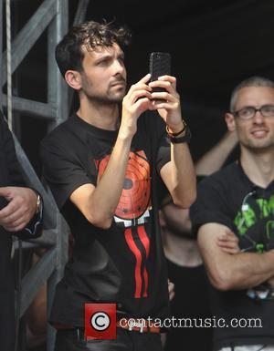 Dynamo - Celebrities at Yahoo! Wireless Festival held at the Queen Elizabeth Olympic Park in Stratford - Day 3 -...