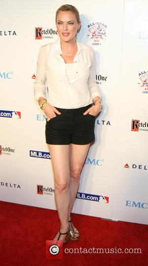 Elaine Hendrix - Major League Baseball's All Star Bash presented by MLB.com, Delta and Nivea - Arrivals - New York,...