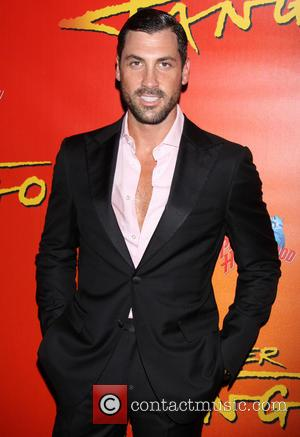 Maksim Chmerkovskiy - The opening night after party for Forever Tango held at Planet Hollywood. - New York City, NY,...